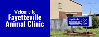 Welcome to Fayetteville Animal Clinic